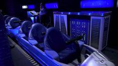 Space Mountain Front Row Nightvision HD Magic Kingdom Walt Disney World - YouTube