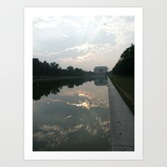 reflect+on+freedom+Art+Print+by+countryeverafter+-+$15.00