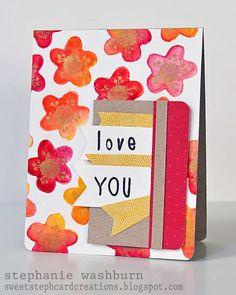 sweetsteph card creations: MOXIE FAB THANKS! BLOG HOP - Stephanie Washburn