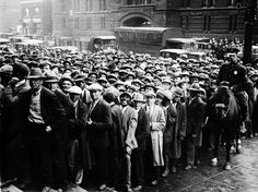 Great Depression | Getting through the Depression with a neighbor's help: Cleveland ...