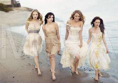 Vanity Fair August 2008 Kristen Stewart. Blake Lively, Emma Roberts, Amanda Seyfried Hollywood's New Wave