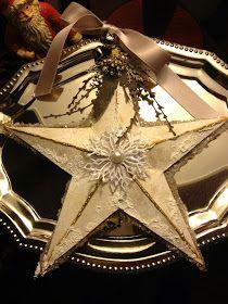 Riddersholm Design: Friday Inspiration - Christmas Stars Challenge Week 2