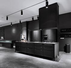 The Vipp Kitchen - Industrial Design @ www.vipp.com