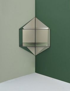 Ladies & Gentlemen Studio . mirage shelving hexagon