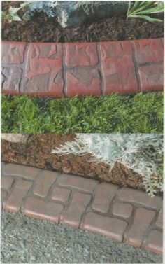 1000 images about curbing edging on pinterest landscape curbing lawn edging and metal lawn. Black Bedroom Furniture Sets. Home Design Ideas