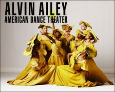 The Alvin Ailey American Dance Theater began in 1958 in New York City, New York as a repertory company of seven African American dancers performing both Ailey's work and also classic modern pieces. Alvin Ailey Revelations, New York City, History Of Dance, Black Dancers, Theater, Black Ballerina, Shall We Dance, Ballet, Dance Company