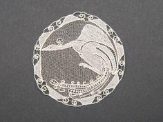 Austro-Hungarian lace ( Polish ) 1905-1915