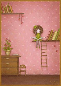 """""""Era una ragazza semplice, di quelle che sognano dietro ai libri e alle poesie...""""  Alessandro Baricco"""