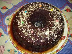Receita de Bolo de microondas de chocolate da Angélica - Tudo Gostoso