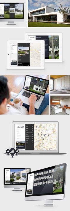 Website voor Dumobil - Bekijk deze website op: www.dumobil.be
