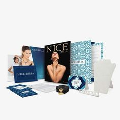 www.myniceandbella.com/ShellyStyleJewerly  Kit Empresarial Nice & Bella.  Costo 199 dlls .  incluye 5 catalogos Collection 316 y 399dlls dlls. en Joyería a elegir de la Collection 316.  #NICEUSA#NiceandBella