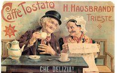 Caffè Hausbrandt, Trieste