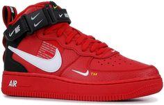 325a6b5d Amazon.com | NIKE Air Force 1 Mid Lv8 (gs) Big Kids Av3803-600 Size 4 |  Fashion Sneakers