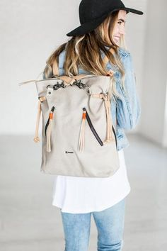 Tempest Tote Backpack - Mindy Mae's Market