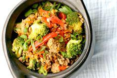 Rundsvlees op Chinese wijze met broccoli - bekijk dit recept op keukenrevolutie.be