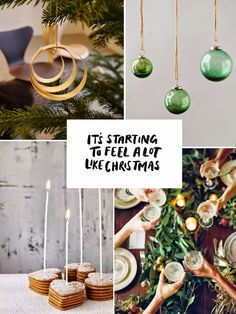 Wisuella | Christmas mood board