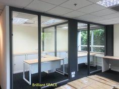 Glass System Wall 創新中心 (無鑽地裝置) 12