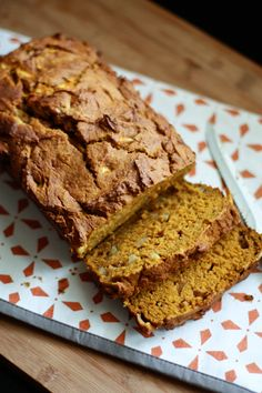Apple Pumpkin Bread | Aggie's Kitchen