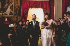 A romantic wedding in Florence. Photography by http://www.francescospighi.com/