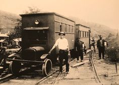 Model T Ford Forum: Old Photo - Coal Miners Getting On Board A Model T Railcar Passenger Train Durham Museum, Coal Miners, Rail Car, Model Trains, Old Photos, Antique Cars, Ford, Doodle, Transportation