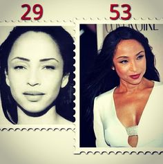 Sade: Now & then, Wow she's simply gorgeous Quiet Storm, My Black Is Beautiful, Beautiful People, Beautiful Women, Marvin Gaye, Easy Listening, Sade Adu, Winter Typ, Non Plus Ultra