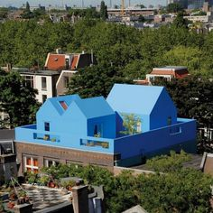 Didden Village, designed by architects at MVRDV, is just one of the venues that will be open during the festival. Photo: Jos Stoopman