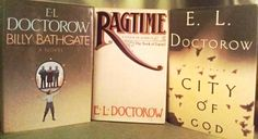 E.L. Doctorow Stated 1st Ed. 1st Print Lot : Lot 119