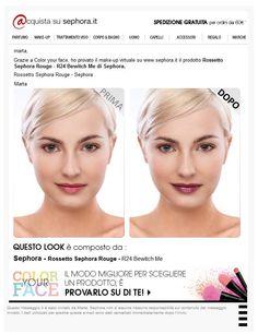 Rossetto Sephora Rouge - Sephora