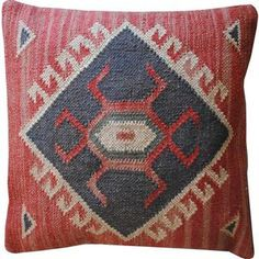 @Overstock - Herat Oriental Indo Kilim Throw Pillows (Set of Two) - Update your home decor with these finely woven flat weave kilim pillows. These hand-crafted pillows are unique pieces of world art that will enhance your living space.  http://www.overstock.com/Worldstock-Fair-Trade/Herat-Oriental-Indo-Kilim-Throw-Pillows-Set-of-Two/9167100/product.html?CID=214117 $66.74