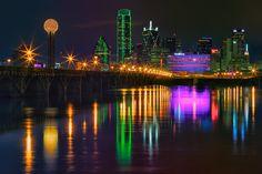 Dallas Skyline Wallpaper | Dallas Skyline