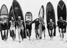 #surf #water #ocean #beach #summer #surfers #surfboard #seaside #boys #vintage #black #white