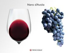 Learn the taste, styles and food pairings of Nero d'Avola pulled from pages 145-146 of Wine Folly: The Essential Guide to Wine. A super value...