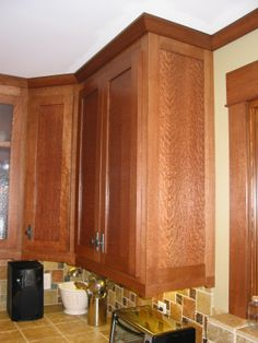 Quarter Sawn Oak Cabinets Kitchen | Click On An Image Below To View Our  Gallery.