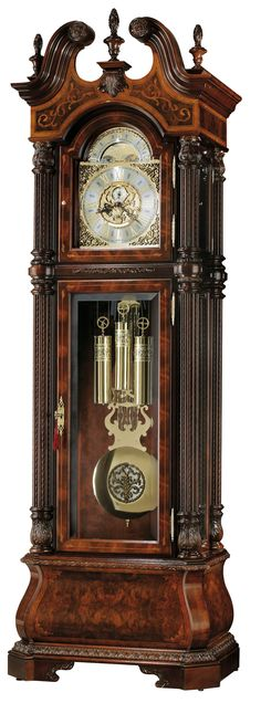 This 611-030 J.H. Miller Limited Edition Floor Clock is the finest floor clock in the world.