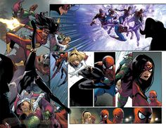 """SPIDER-MANDATE: Lowe Talks 'Surprise' Hit """"Spider-Gwen,"""" """"Secret Wars'"""" Spidey Connections"""