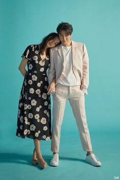 Korean Photoshoot, Photoshoot Pics, Pre Wedding Photoshoot, Korean Couple, Best Couple, Asian Actors, Korean Actors, Couples Modeling, Tv Couples
