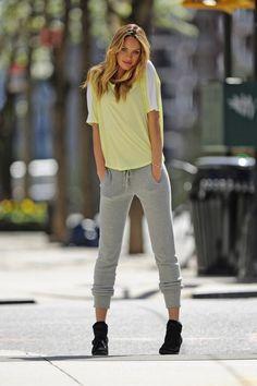 Candice Swanepoel Style   Candice Swanepoel