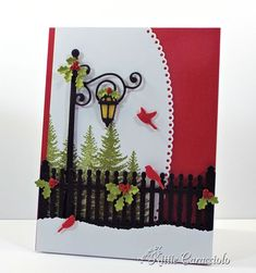 18 WHITE GARDEN PICKET FENCE SIZZIX DIE CUT SHAPES
