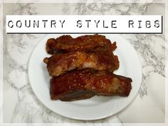Instant Pot - country style pork ribs - YouTube