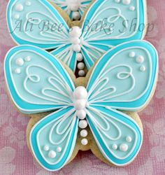 Image result for butterfly cookies