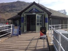 Welcome to Glenridding Pier House at Ullswater Steamers Steamers, Garage Doors, Outdoor Decor, House, Home Decor, Homemade Home Decor, Home, Haus, Decoration Home