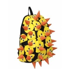 Look at this Lucky Ducky Spike Backpack by MadPax Big Kids, Cool Kids, Building For Kids, Back To School Shopping, Cool Backpacks, Girly Things, Holiday Gifts, Fashion Backpack, Bags