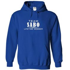Awesome Tee Team SABO, Lifetime member T shirts