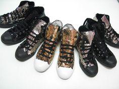 Sequins All Star  #allstar #converse #custom #handmade #sequins #madeinitaly #sneakers