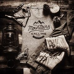 """""""The Mountains Are Calling, and I Must Go…"""" -John Muir. Photo Credit: @sevenly *a phenomenal philanthropic organization with amazing products!"""