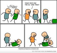 Haha this is hilarious haha