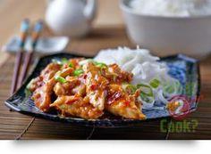Chinese Orange and Ginger Chicken
