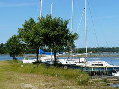 Lac Nord de Biscarrosse - Port de Navarrosse