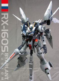 Custom Build: HGUC 1/144 RX-160S Byarlant Custom - Gundam Kits Collection News and Reviews