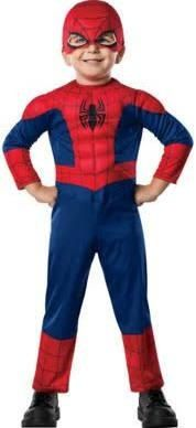 Toddler Spiderman Costume - Marvel - 2t To 4t by Spirit Halloween - Brought to you by Avarsha.com